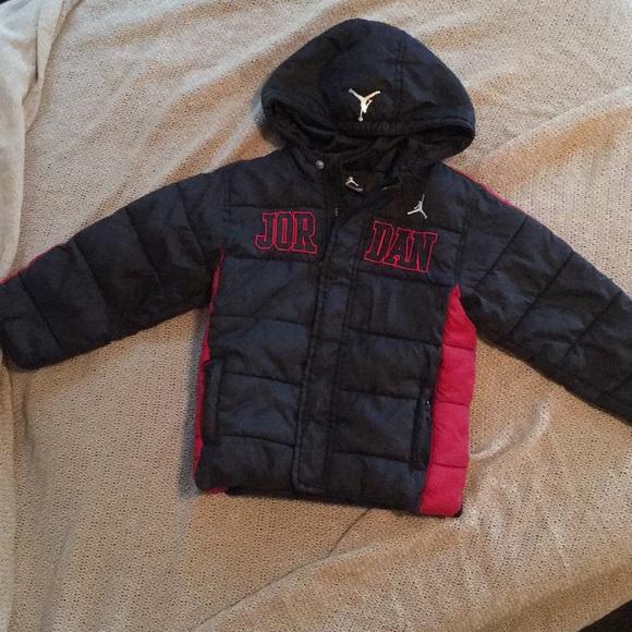 7090f5d079ef7b Jordan Other - Boys Jordan puff jacket 24m